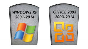 end of life XP & Office 2003
